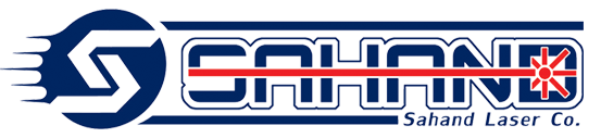 sahand laser logo